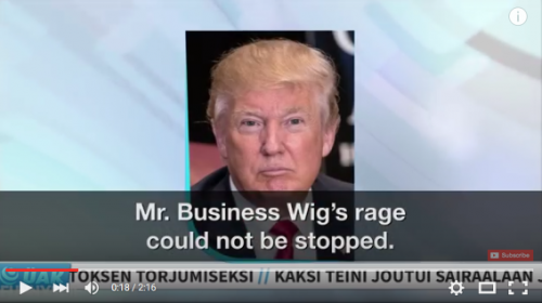 Trump: Mr Business Wig