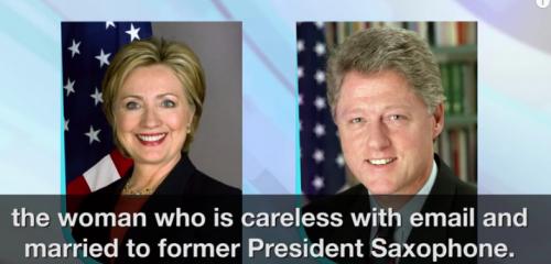 President Saxophone