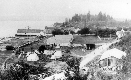 Whalley, BC - historical photo