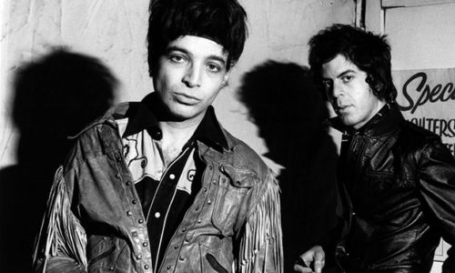 Alan Vega of Suicide